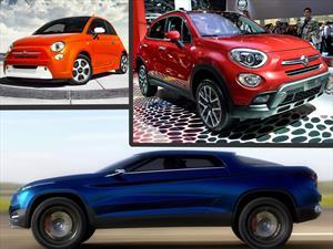 FIAT mostrará el 500X en el Salón de Buenos Aires 2015