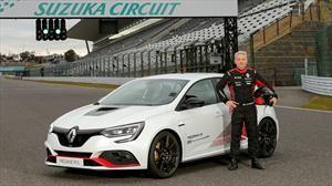 Renault Mégane RS Trophy es el auto de tracción delantera más rápido en Suzuka