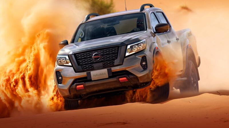 Nissan Frontier 2022 recibe una actualización