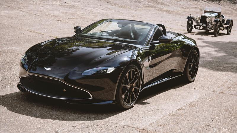 Aston Martin A3 Vantage Roadster 2022 se presenta