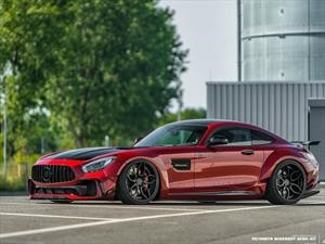 Mercedes-AMG GT S modificado por Prior Design debuta