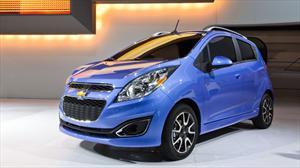 Chevrolet Spark 2013 se presenta en el Salón de Los Angeles