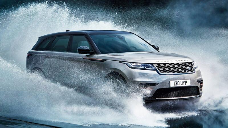 Range Rover Velar 2021 en Chile: motor híbrido y más tecnología