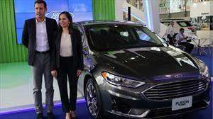 Ford Fusion Hybrid, un híbrido de primera clase