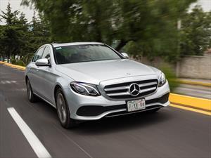 Mercedes-Benz Clase E 2017 a prueba