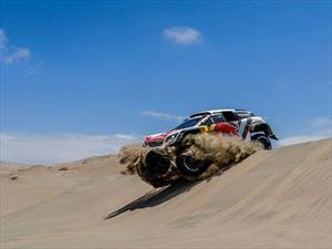 Dakar 2018: Cuarta etapa