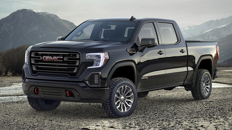 GMC Sierra también tendrá su propia pickup eléctrica