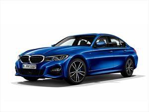 Primeras imágenes del BMW Serie 3 2019