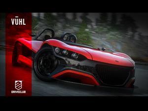 Ahora puedes manejar el auto deportivo mexicano VUHL05 en tu Playstation