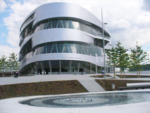Museo Mercedes-Benz, el recinto de la historia del automóvil