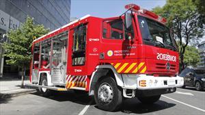 Mercedes Benz Argentina presentó aplicaciones del camión 1720 producido en el país
