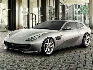 El nuevo Ferrari GTC4Lusso T tiene motor turbo y tracción trasera
