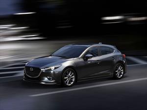 Mazda3 2017 con mínimos cambios