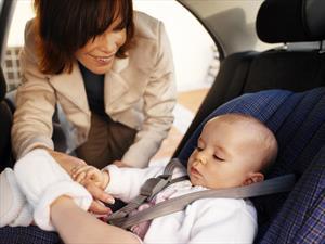 Más de 1/3 de niños mueren en accidentes automovilísticos