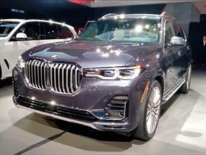 BMW X7 2019 es el SUV más grande del fabricante bávaro