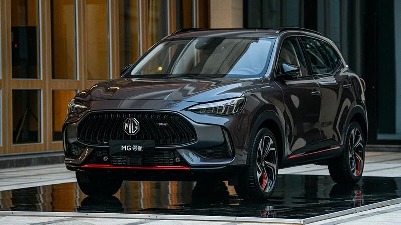 MG Linghang debuta en China como un hermano del SUV HS