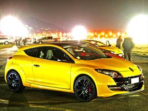 Renault Mégane RS Trophy RB7: Estreno en Chile
