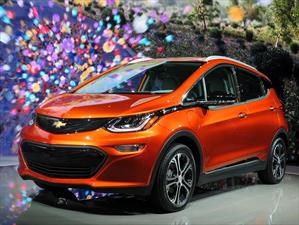 Chevrolet Bolt EV es el Green Car of the Year 2017