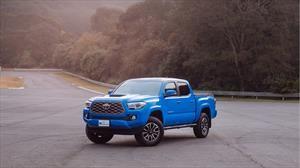 Manejamos la Toyota Tacoma 2020
