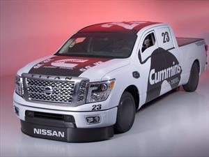Nissan Titan XD Project Triple Nickel quiere el  récord de velocidad