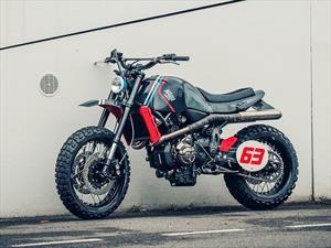 Conociendo a Maria Riding Company Yamaha XSR700 Orbiter