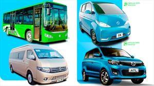 IUSA presenta su línea de vehículos eléctricos e híbridos