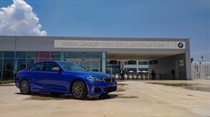 BMW inaugura planta de manufactura en México, fabricará el Serie 3 para el mundo