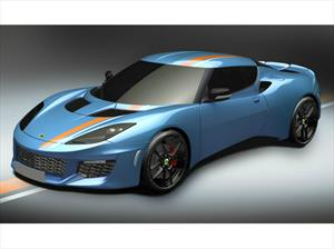 Lotus Evora 400 Exclusive Edition, limitado a 10 unidades
