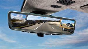 Aston Martin y Gentex sustituirán los espejos retrovisores por cámaras