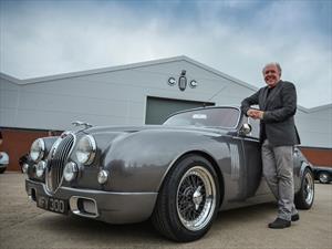 Ian Callum se hace un Jaguar MK2 futurista
