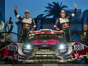 WRC 2018 Tour de Córcega: todo para Ogier y Ford