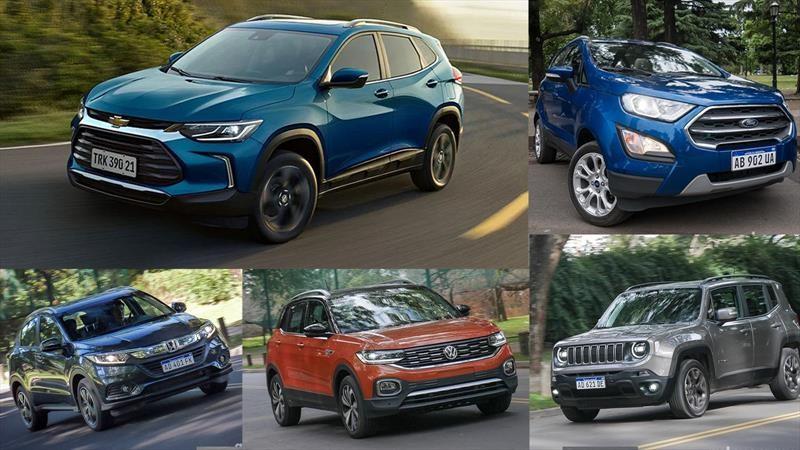 Nuevo Chevrolet Tracker 2020 Vs la competencia