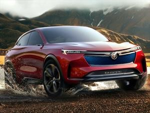 Buick Enspire EV Concept debuta