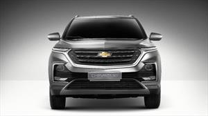 Chevrolet Captiva, un regreso con identidad china