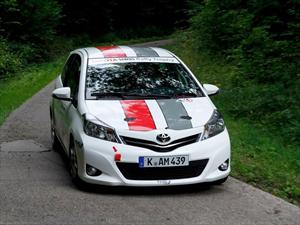 Toyota Yaris R1A Rally Car, brillante regreso nipón