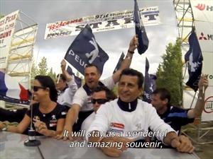 Video: Detrás de cámaras de la victoria de Sébastien Loeb y Peugeot en Pikes Peak 2013