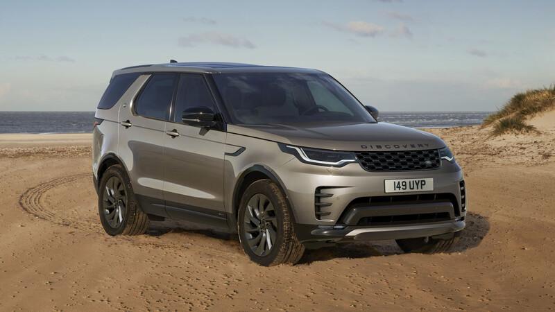 Land Rover Discovery 2021, ligeros cambios exteriores y una revolución tecnológica al interior