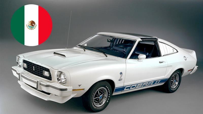 Los mexicanos que salvaron al Ford Mustang II del fracaso al devolverle el poder del V8