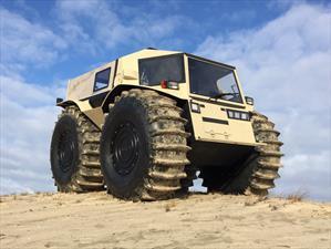 Conoce a Sherp ATV, el imparable 4x4