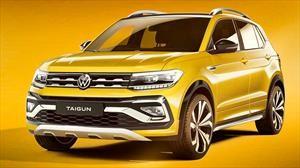 Volkswagen Taigun se presenta
