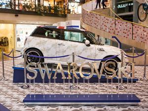 De la mano de MINI y Swarovski, el MINI Cooper Real llegó a Colombia