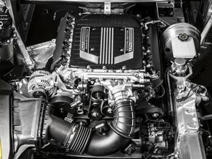 Si te comprás un Chevrolet Corvette Z06 podés instalarle vos mismo el V8
