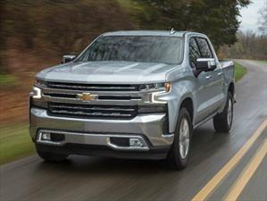 Silverado 1500 2019 tiene una caja de carga más grande que el Ford F-150 y el Ram 1500