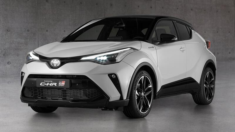 Gazoo Racing le pone sus toques deportivos al Toyota C-HR
