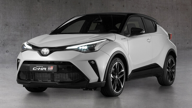 Toyota C-HR GR Sport, apenas más deportivo