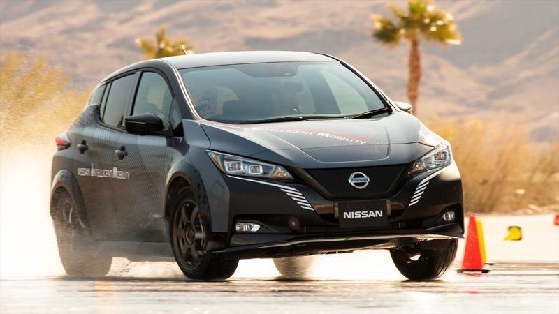 e-4ORCE, el sistema de tracción total para autos eléctricos de Nissan