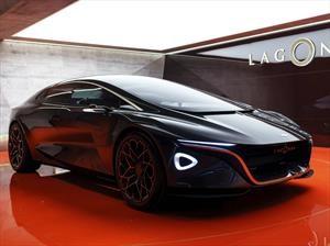 Lagonda Vision Concept, apuesta eléctrica de Aston Martin