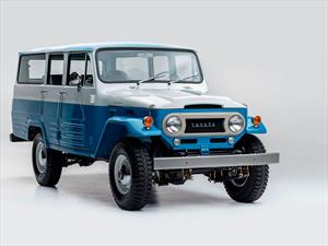Video: Un clásico Toyota Land Cruiser 1967 regresa a la vida