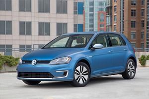 Volkswagen e-Golf número 1 de Estados Unidos es subastado