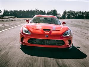 Prueba SRT Viper GTS en pista